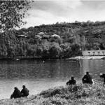 Фотоархив: Комсомольское озеро когда-то было таким
