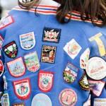 Детали: London Fashion Week Street Style