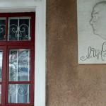 Экскурсии по улицам Кишинёва: Щусева