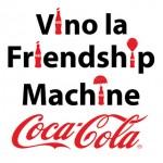 Coca-Cola Friendship Machine @  Shopping Malldova// 16-17.11