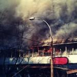«Малиновое» пламя или Жан-Жак Пожар vs. Сэнди