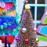 Фоторепортаж: Бал новогодних ёлок «O, Brad Frumos»