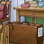 Опрос: К концу света готов или мой «тревожный чемоданчик»