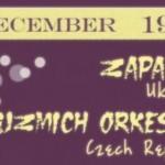 Концерт Групп «Kuzmich Orchestra» и «Zapaska»// 05.12