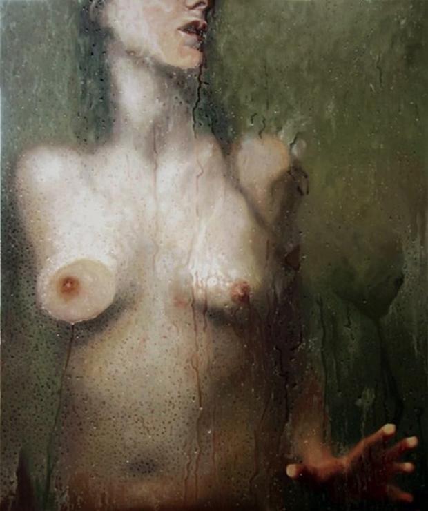 фото картин гиперреализм в стиле ню