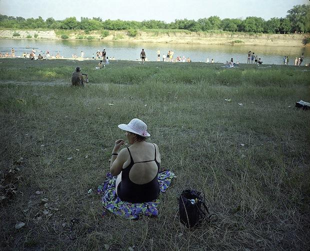 Nistru Beaches,Moldova-Transnistria 2005