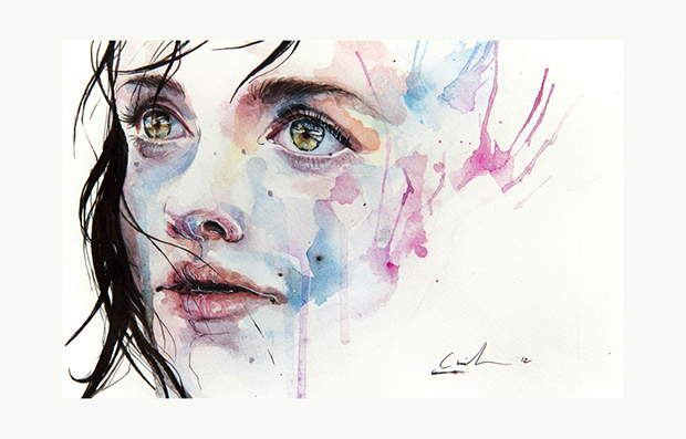 just_one_in_a_thousand_by_agnes_cecile-d4sr303