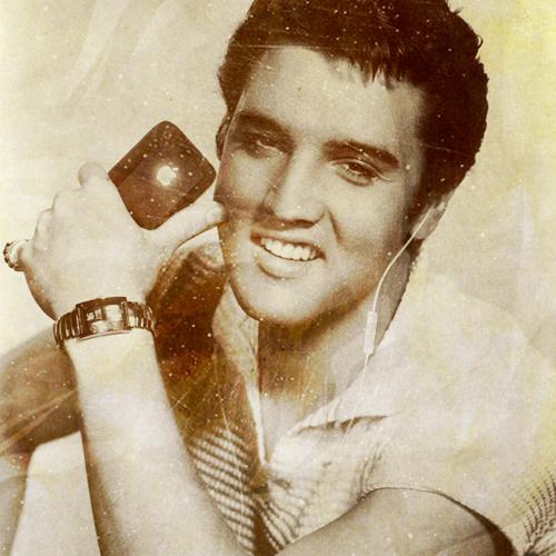 Elvis-Iphone