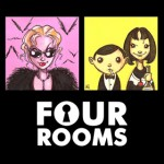 Кинопоказ: «Четыре Комнаты» @ Jack's Bar & Grill// 05.02