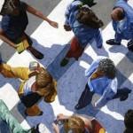 Городские новости: операция «Живой пешеход»