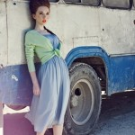 Fashion photographer Alla Melnic