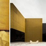 Art mashup: винтажная фотография и архитектура