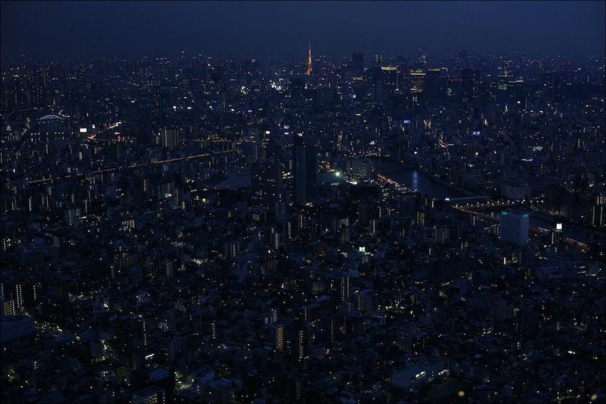In Tokyo, Japan
