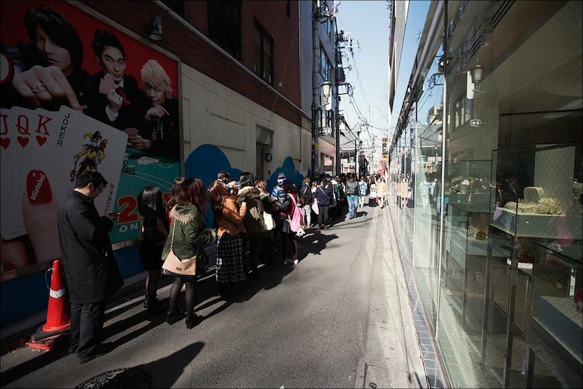 Omotesando street — in Tokyo, Japan2