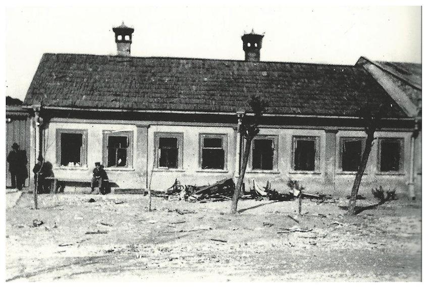 Улица Подольская начало 20-го века. источник фото: oldchisinau.com