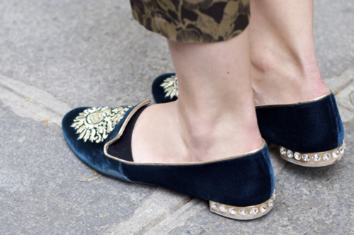 фото обувь слиперы