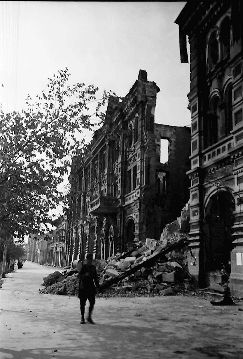 1941 год. Епархиальный Дом. (Landesarchiv Baden-Wurttemberg)