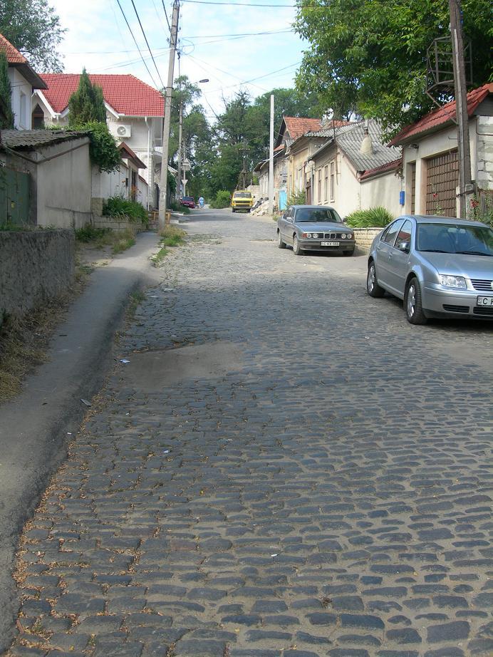 улица Ивановская