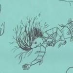 Помни о смерти: рисунки 10-летней Леры