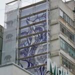 Новая стрит-арт работа в Кишинёве