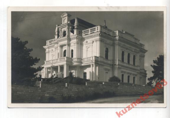 дом Пронина