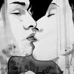 Винтажные рисунки Loui Jover