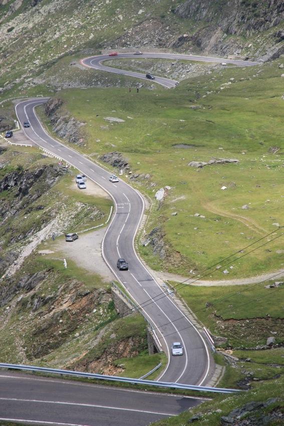 Drumul arată tot mai interesant