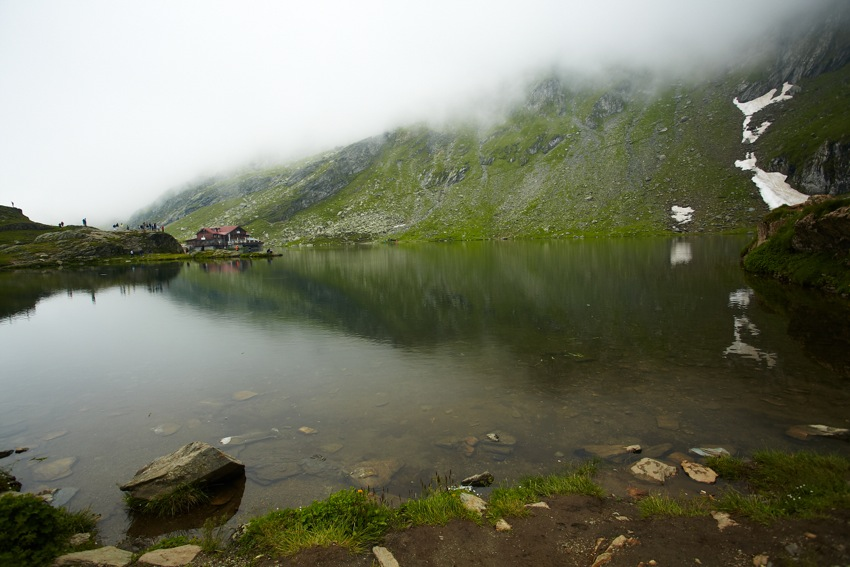 Lacul Bâlea