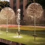 Действующие фонтаны Кишинёва