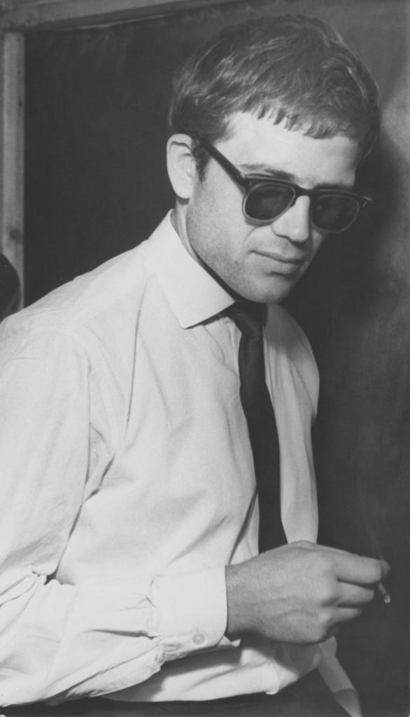 Молдавский писатель Анатол Чокану (конец 60-тых годов).
