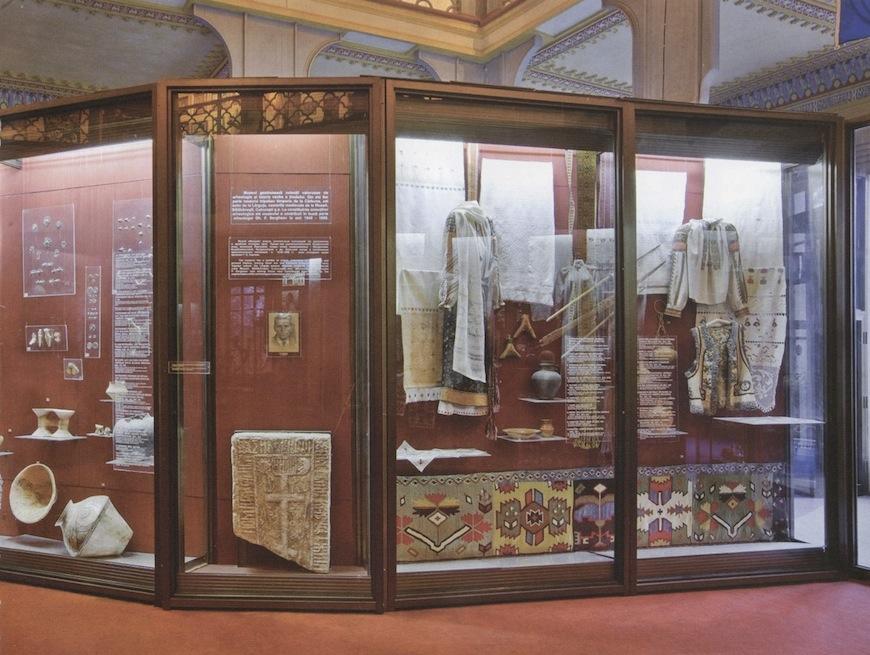 Ursu M. - Muzeul National de Etnografie si Istorie Naturala. Ghid - 2009-2