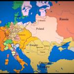 Видео: Карта Европы с 1000 года до наших дней
