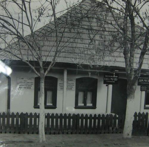 Дом семьи Г. Котовского в Хынчештах