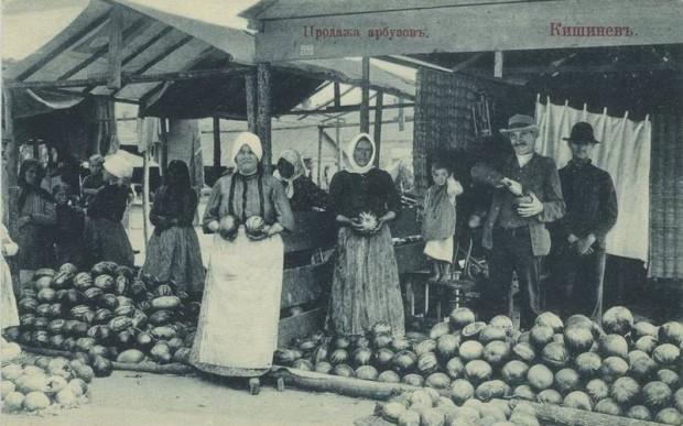 Продавцы арбузов