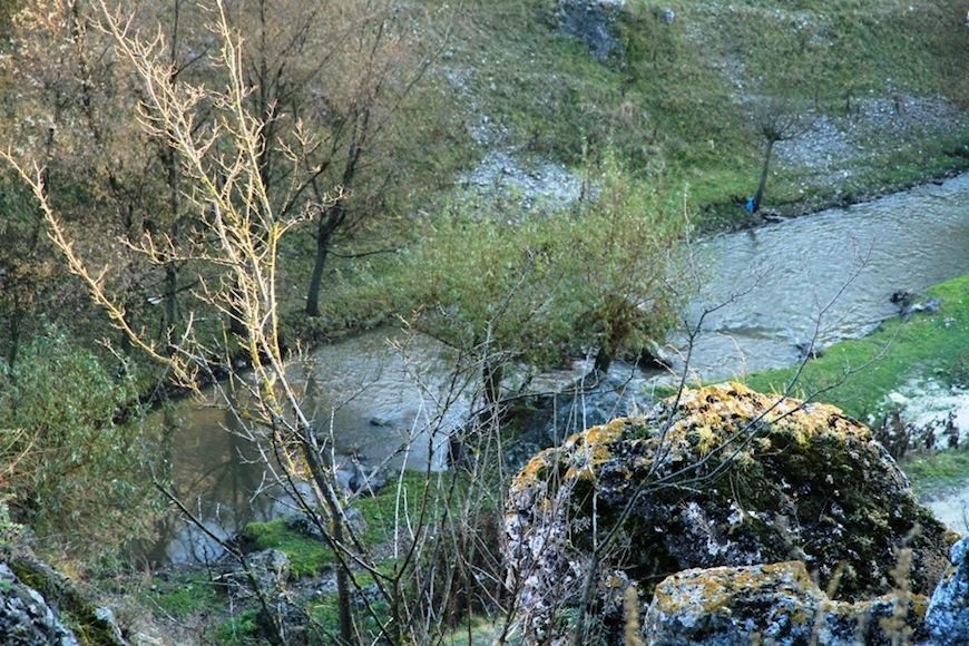 Река Драгиште в ущелье Тринка