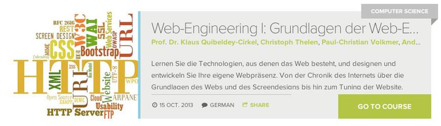 web-engeneering