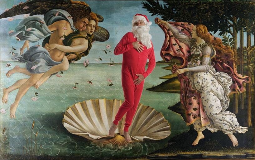 'the birth of venus' by sandro botticelli, 1486