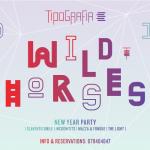 Tipografia 5 NEW YEAR's pre-party playlist