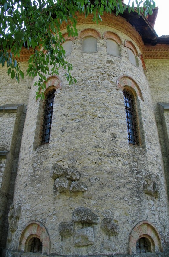 Декоративная башенка