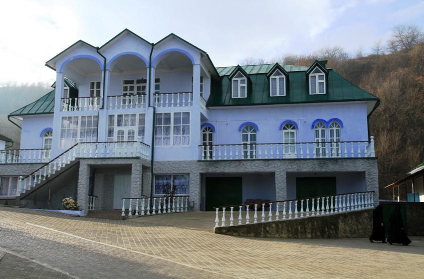 Кельи монастыря Жапка