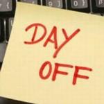 Стали известны дополнительные выходные дни в 2014 году