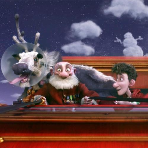 3 Секретная служба Санта-Клауса
