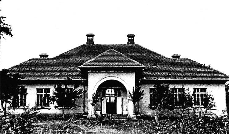 Школа в Скиносах