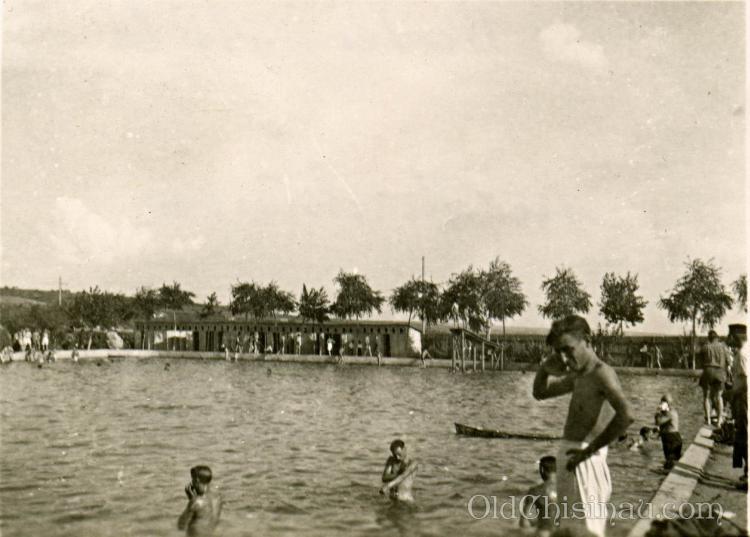 Штранд Бивола в 1941 году