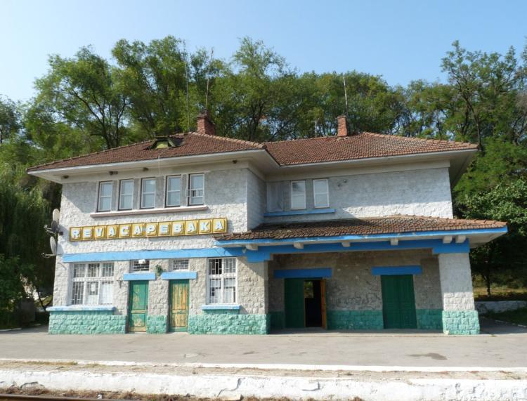 """Станция """"Ревака"""", 2013 год"""
