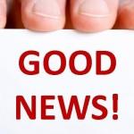 Хорошие новости понедельника