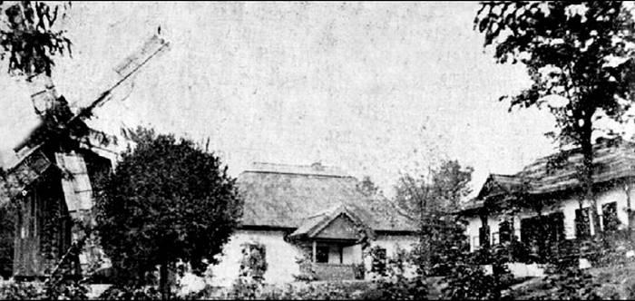 Общий вид экспозиции Музея бессарабского села