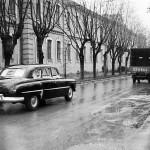 Фотографии автомобилей в центре Кишинёва. 1965 год