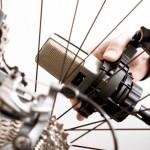 Johnnyrandom создаёт музыку из звуков своего велосипеда