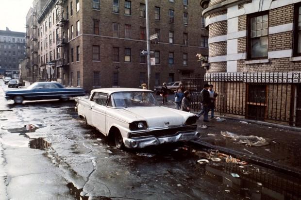 13. Южный Бронкс, 1970.
